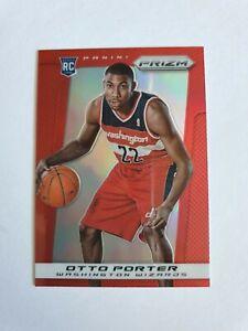 2013-14 Panini Prizm Otto Porter Red Prizm Rookie Rc - Wizards 🔥