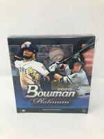 2020 Bowman Platinum Mega Box Baseball New RETAIL FAST FREE SHIPPING!