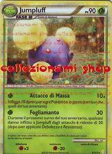 JUMPLUFF - RARA HOLO FOIL 6/123 -  HEART GOLD SOUL SILVER - POKEMON ITALIANO EX
