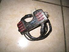 NTV 650 Revere rc33 cassetta di backup zündschloß FUSE BOX