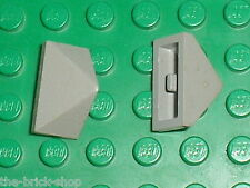 LEGO OldGray slope brick ref 3048 / set 4482 8880 7151 6078 7184 ...etc
