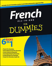 French All-in-one For Dummies: With CD by Consumer Dummies (Paperback, 2012)