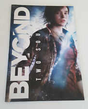 Artbook - Beyond Two Souls - 49 pages Collector - Neuf