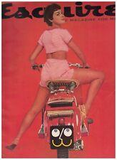 Esquire Magazine September 1956 West Coast Jazz Giorgio Santelli