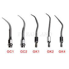 5 Type Dental Scaling Tip Insert for SONICFLEX Airscaler Handpiece GK U1YQ