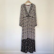 Tigerlily Womens Dress, Size 12, Maxi Boho Long Sleeve Hamilton