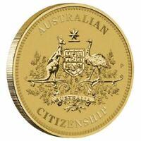 2015 Australian Citizenship $1 Coin in Card. Perth Mint - popular item