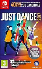 Just Dance 2017 Switch (SP)