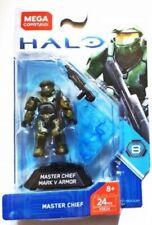 Mega Construx  Halo Heroes Master Chief - Mark  V Armor , New and Sealed.