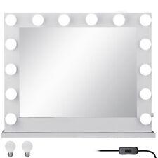 Hollywood Makeup Vanity Mirror Lighted Makeup Mirror Luxury Stable Backstage