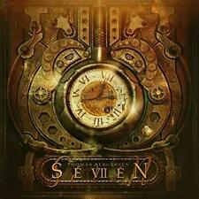 Seven by Thomas Bergersen (See: Two Steps From Hell) (CD-2019) NEW FREE SHIPPING
