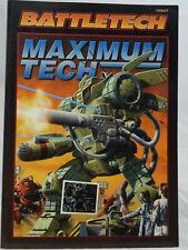 "Fasa Battletech "" Maximum Tech "" (Fanpro) 102002005"