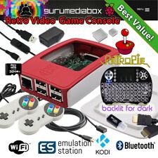 #1 Raspberry Pi 3 Video Game System - Kodi - Retropie - Pixel PC - Retro Games