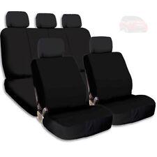 For Honda New Semi Custom Car Seat Covers Set Support Split Rear Seat