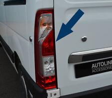 Pour s'adapter RENAULT MASTER 2010+ Neuf Arrière Queue Lumière Lampe Lentille extérieure N/S