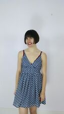 Mela loves london polka dot dress size small.
