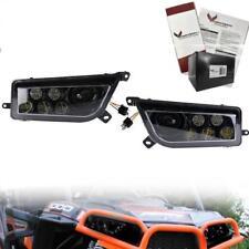 Eagle Light 14-18 Polaris RZR 1000 XP & TURBO Black LED Headlight Conversion Kit