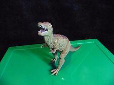 Tyrannosaurus Brown Prehistoric Plastic Dinosaur Figure