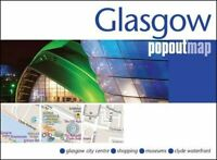 Glasgow PopOut Map - Glasgow PopOut Map