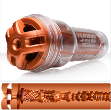 masturbatore uomo sesso orale Fleshlight Turbo Ignition - Copper