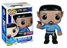 Funko Pop Star Trek Spock Mirror Previews Vinyl Figure Nr 82