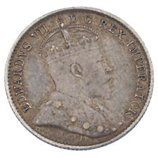 1910 Canada 5 Cents In Very Fine, KM # 13