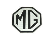 Genuine New MG 44mm BLACK LOGO INSERT BADGE Emblem For TF 2008 LE500 135 LE 500