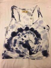 Hollister Hem T-shirt UK Size Medium #b11