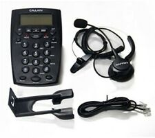 Call Center Telephone with Noise Cancellation Headset (Ha0021)
