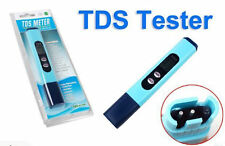 Digital LCD TDS Meter Tester Water Quality Filter Pen Stick 0-9999 PPM Mini