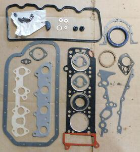 ROL FS32700 Full Gasket Set For 1984-87 Hyundai 1.4L-1.6L 4 cyl Engines