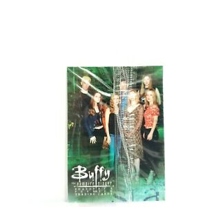 Buffy the Vampire Slayer Season 6 Sealed 2002 Inkworks Premium Trading Cards