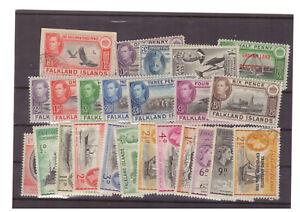 Falkland Islands Old Stamps