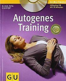 Autogenes Training (mit CD) (GU Multimedia) von Grasberg...   Buch   Zustand gut