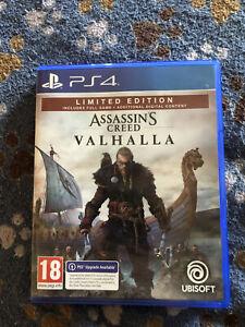 Assassin's Creed Valhalla (Sony PlayStation 4, 2020)