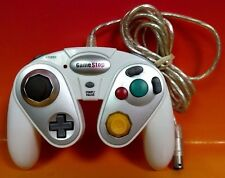 GameStop Nintendo GameCube White Controller Great Condition Game Stop Ngc Tested