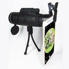 40 x 60 Durable High-power Telescope With Fast Smartphone Stand Night Vision