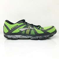 Brooks Mens Pure Flow 3 1101071D325 Green Running Shoes Lace Up Low Top Size 10