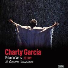 Charly Garcia : El Concierto Subacuatico: Estadio Velez CD