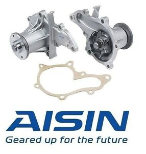 For Geo Prizm Toyota Corolla 1.6L 4cyl Aisin OEM Water Pump w/ Gasket NEW