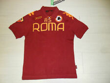 ROMA KAPPA 2012 POLO EROI COTONE ASR TEAM WEAR RED S