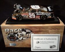 Kevin Harvick 24kt.Gold 2002 Goodwrench Monte Carlo