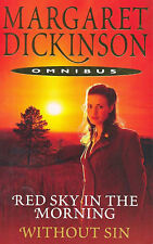 Without Sin, Dickinson, Margaret, New Book