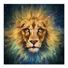 Full Drill 5D DIY Lion Diamond Painting Embroidery Cross Stitch Wall Art Decor