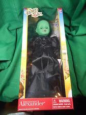 "Madame Alexander Wizard of Oz  Wicked Witch of the West 18"" Doll  NIB"