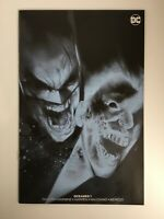 DCeased #1 Ben Oliver Cover B Negative Torpedo Comics Exclusive Ltd to 1000!!!