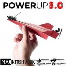 PowerUp 3.0 Smartphone Tablet Bluetooth App-Controlled Paper Airplane |NEW MODEL