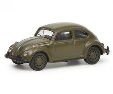 """VW Käfer 1200 """"Bundeswehr"""" / Art.-Nr. 452640200, Schuco H0 1:87"""