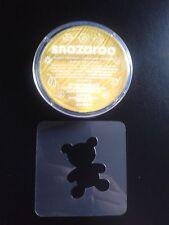2 x TEDDY BEAR FACE PAINT SET Incl Vernice FUMETTI sollievo naso rosso giorno fundraise