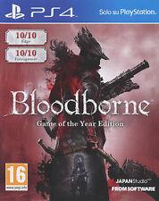 BLOODBORNE GOTY Edition - ITA - NUOVO SIGILLATO [PS40342]